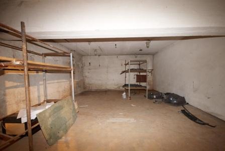 Бойлерная в подвале общежития